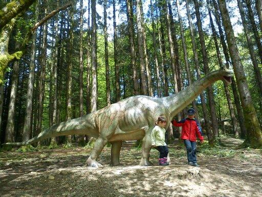 Dino Zoo (mai 2016)