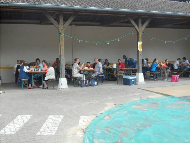 repas village 2016